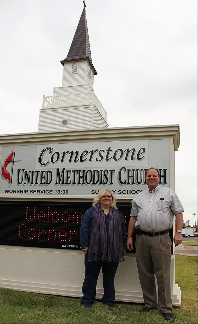 Cornerstone UMC